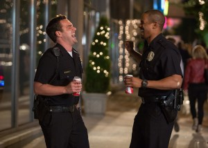 cops laughing